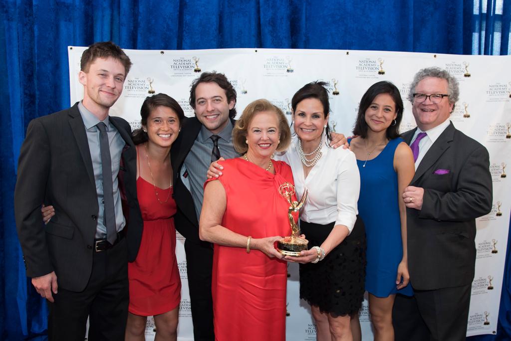 Bonnemaison Inc team at the Emmys