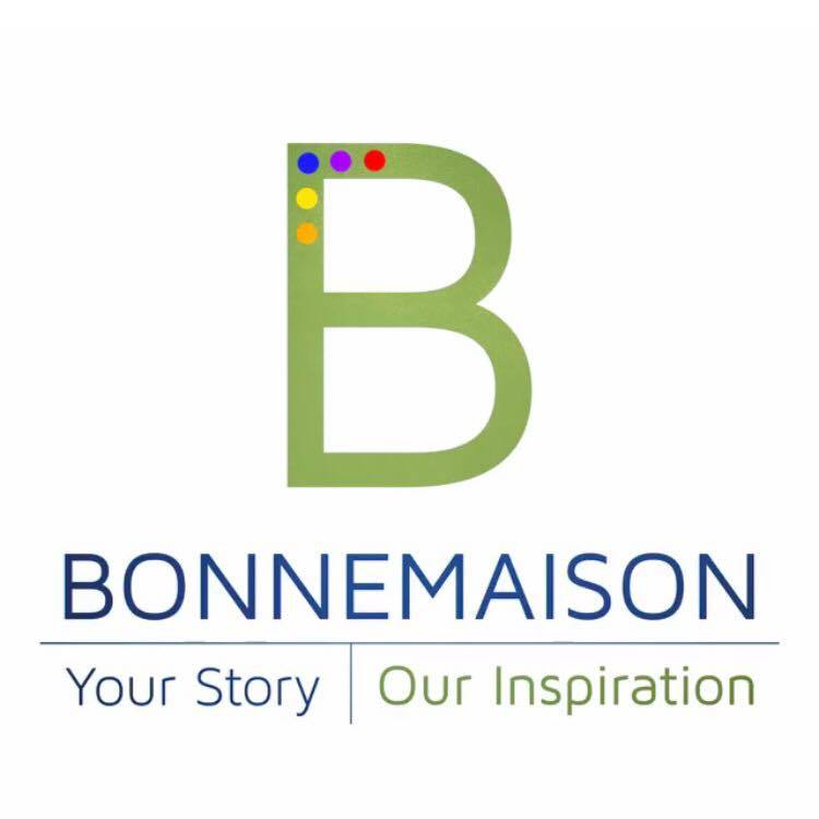 A screen grab of Bonnemaison Inc's holiday gif